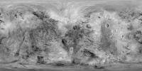 Haumea Texture Image - 2048x1024