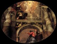 Paolo Veronese: Annunciation
