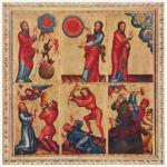 Meister Bertram von Minden: Grabow Alterpiece (part 1 of 4)
