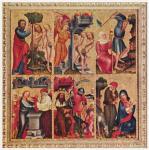 Meister Bertram von Minden: Grabow Alterpiece (part 4 of 4)