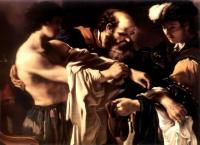 Giovanni Francesco Barbieri (Guercino): Return of the Prodigal Son