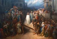Gustave Doré: Christ Leaving the Praetorium
