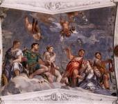 Paolo Veronese: Hyman, Juno and Venus