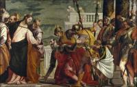 Paolo Veronese: Jesus and the Centurion