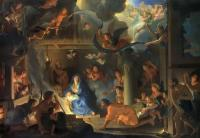 Charles Le Brun: The Adoration of the Shepherds