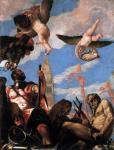 Paolo Veronese: Mars and Neptune