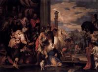 Paolo Veronese: Martyrdom of Saint Justina