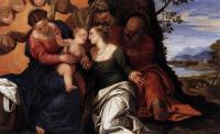 Paolo Veronese: Mystic Marriage of Saint Catherine