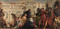 Paolo Veronese: The Family of Darius before Alexander