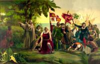 Dioscoro-Teofilo-Puebla-Tol%EDn%3A-The-First-Landing-of-Christopher-Columbus-in-America%2C-1862-%28version-2%29