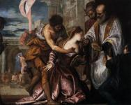 Paolo Veronese: The Martyrdom and Last Communion of Saint Lucy