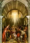 Tiziano Vecelli (Titian): Pentecost