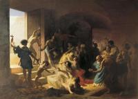 Konstantin Flavitsky: Christian Martyrs in Colosseum