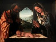 Lorenzo Costa: Nativity