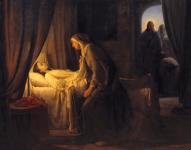 Carl Bloch: The Daughter Of Jarius