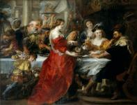 Peter Paul Rubens: The Feast of Herod