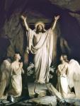 Carl Heinrich Bloch: The Resurrection