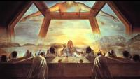Salvador Dali: The Sacrament of the Last Supper