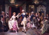 Jean Leon Gerome Ferris: Victory Ball 1781