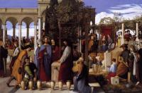 Wedding Feast at Cana: Julius Schnorr von Carosfeld