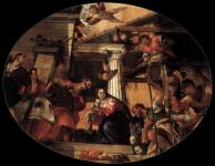Paolo Veronese: Adoration of the Shepherds