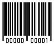 Barcode 1