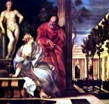 Paolo Veronese: Bathsheba Bathing