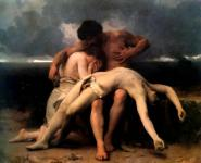 William-Adolphe Bouguereau: The First Mourning