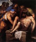 Paolo Veronese: Deposition of Christ