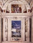 Paolo Veronese: End Wall of the Stanza del Cane