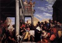 Paolo Veronese: Feast in the House of Simon
