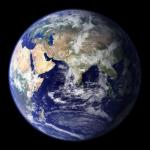 Earth (eastern hemisphere)