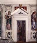 Paolo Veronese: Illusory Door