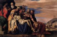 Paolo Veronese: Lamentation over the Dead Christ