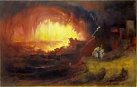 John Martin:The Destruction Of Sodom And Gomorrah