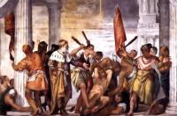 Paolo Veronese: Martyrdom of Saint Sebastian