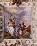 Paolo Veronese: Mortal Man Guided to Divine Eternity