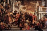 Paolo Veronese: Saints Mark and Marcellinus being led to Martyrdom