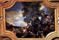 Paolo Veronese: Siege of Scutari