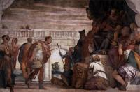 Paolo Veronese: Saint Sebastian Reproving Diocletian