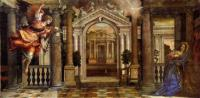 Paolo Veronese: The Annunciation