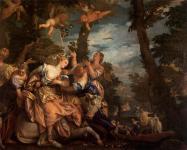 Paolo Veronese: The Rape of Europa