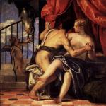 Paolo Veronese: Venus and Mars with Cupid and a Horse