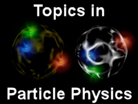 This video describes the discovery of subatomic particles and how they are created using a particle accelerator.